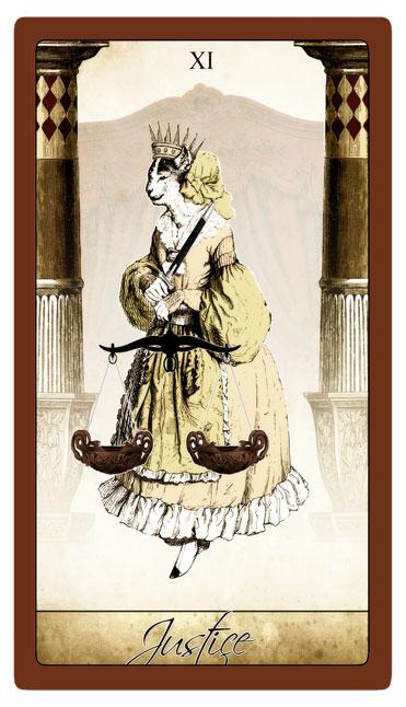 The Isidore Tarot