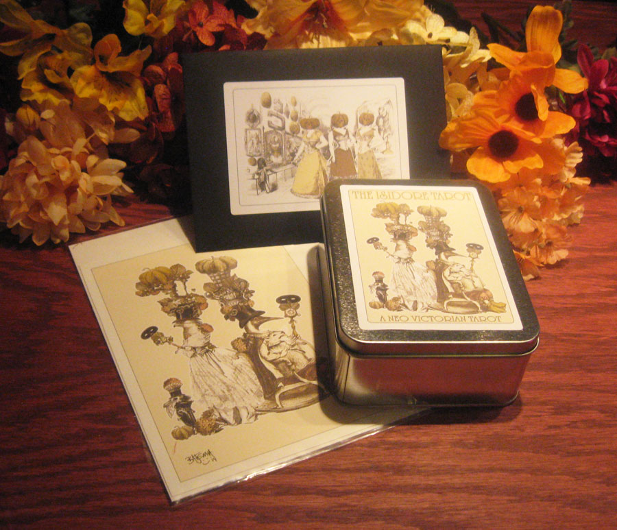 The Autumn edition of the Isidore Tarot