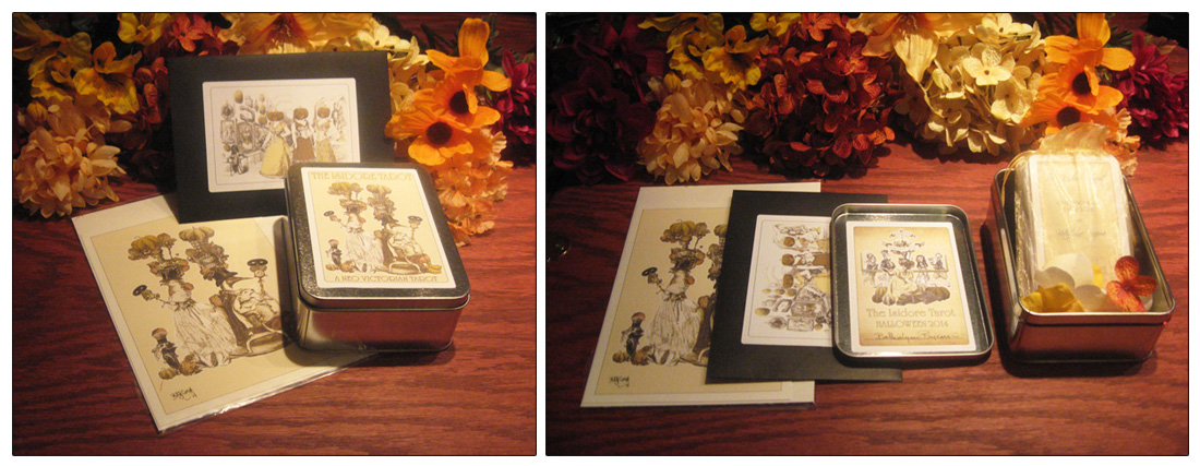 The Isidore Tarot Autumn Edition