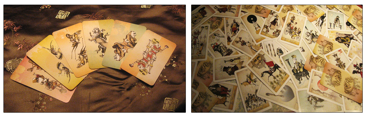 The Isidore Tarot Second Edition
